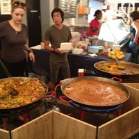 Photo taken at Neighbourgoods Market by Christopher L. on 1/14/2012