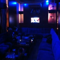 Photo taken at Zone Karaoke by TrangDuong on 2/26/2012