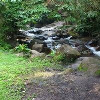 Photo taken at Air Terjun Sg. Gabai (Waterfall) by Faizi S. on 11/19/2011