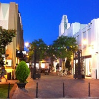Photo taken at Las Rozas Village by Antonio S. on 8/4/2012