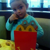 Photo taken at McDonald's by pretti_peach ;. on 10/31/2011
