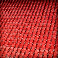 Photo taken at Stade de la Maladiere by Jürg B. on 7/15/2012