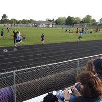 Photo taken at Stoughton High School by Natalie on 5/7/2012
