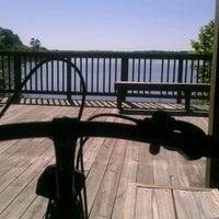 Photo taken at Black Creek Greenway by Tamara N. on 5/11/2012