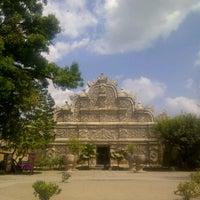 Photo taken at Taman Sari Water Castle by Evy Lamria M. on 8/23/2012