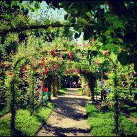 Photo taken at Jardins Albert Kahn by MikaelDorian on 7/1/2012