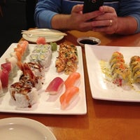 Photo taken at Kai Sushi Cafe by Tonya D. on 4/15/2012