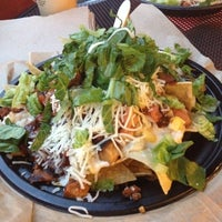 Photo taken at Qdoba Mexican Grill by Simeon on 7/15/2012