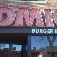Photo taken at DMK Burger Bar by Chad C. on 1/10/2012