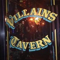 Photo taken at Villains Tavern by don k. on 2/21/2012