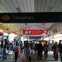 Photo taken at Tampines Bus Interchange by Jamie chris M. on 2/19/2011