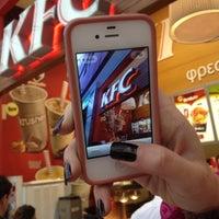 Photo taken at KFC by Fivos on 3/6/2012