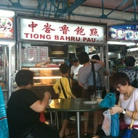 Photo taken at Bedok Interchange Hawker Centre by Stanley L. on 1/9/2011