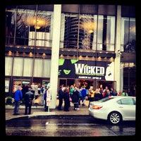 Photo taken at Keller Auditorium by PDX P. on 3/16/2012