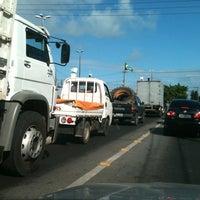 Photo taken at Avenida Bacharel Tomaz Landim by Souza J. on 4/17/2012
