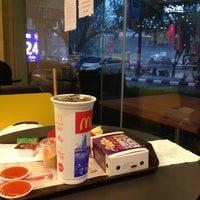 Photo taken at McDonald's & McCafé by Kittisak D. on 8/15/2012