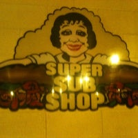 Photo taken at Super Submarine Sandwich Shop by Thomas S. on 9/30/2011