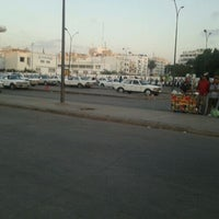 Photo taken at Bab Challah - Station des Grands Taxi by Mustapha E. on 9/26/2011