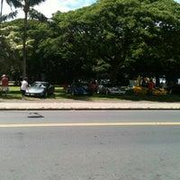 Photo taken at Kapiolani Regional Park by Joel B. on 9/1/2012