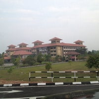 Photo taken at Universiti Teknologi MARA (UiTM) by teesha z. on 6/17/2012