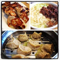 Photo taken at Luscious Dumplings by Kye C. on 11/27/2011