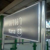 Photo taken at BTS Nana (E3) by Chubb Y. on 11/16/2011
