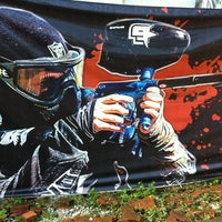 Photo taken at Paintball Valley by razZ on 3/4/2012