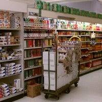 Photo taken at Super Foodtown by Derek P. on 2/1/2011