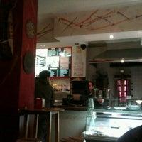 Photo taken at Döner Kebab El Turco by raquelbor on 1/14/2012