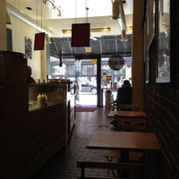 Photo taken at Katz Bagel by Shivram S. on 6/13/2012