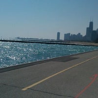 Photo taken at Fullerton Beach by KT C. on 4/2/2012