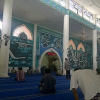 Photo taken at Masjid Raya Arafah by Fick R. on 1/26/2012