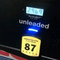 Photo taken at Costco Gasoline by Nikki on 12/21/2011