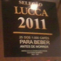 Photo taken at Lucca Cafés Especiais by ANA M. on 12/24/2011