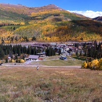 Photo taken at Solitude Mountain Resort by Theorris B. on 10/1/2011