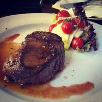 Photo taken at Restaurace Aura by Petr D. on 8/12/2012