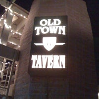 Photo taken at Old Town Tavern by Billy M. on 8/27/2011