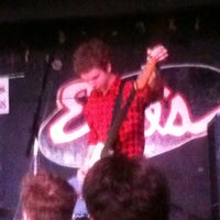 Photo taken at Emo's (WE MOVED!) by Nicole H. on 3/16/2011