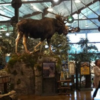 Photo taken at Bass Pro Shops by Greg and Wendy L. on 7/20/2012