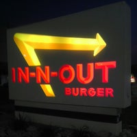 Photo taken at In-N-Out Burger by Brandon E. on 5/25/2012
