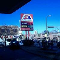 Photo taken at SuperAmerica by Paulino B. on 11/11/2011