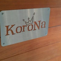 Photo taken at Korona by Mariusz R. on 11/13/2011