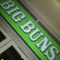 Photo taken at Big Buns by Red B. on 4/21/2012