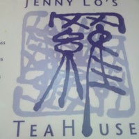 Photo taken at Jenny Lo's Tea House by Ben B. on 6/29/2012