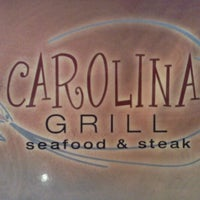 Photo taken at Carolina Grill by Kevin B. on 7/3/2011