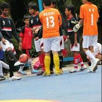 Photo taken at Tarakanita 3 by Herdiman L. on 4/17/2012