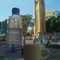 Photo taken at Rotanna Cafe by Emrah E. on 10/9/2011