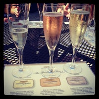 Photo taken at Domaine Carneros by Rebecca M. on 8/5/2012