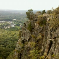 Photo taken at Sleeping Giant State Park by Jim F. on 9/6/2011