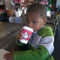 Photo taken at Starbucks by Joy J. on 11/25/2011